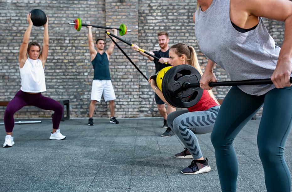 Hoe ziet een goede fitnesstraining er uit