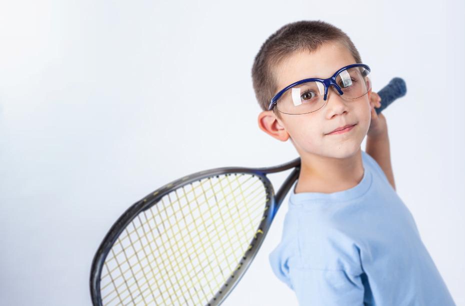Squashbril kopen